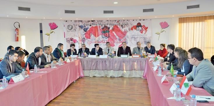 Création à Rabat de l'Union arabe de la jeunesse socialiste