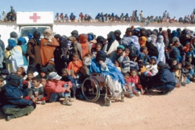 Alger affame les séquestrés de Tindouf par vengeance