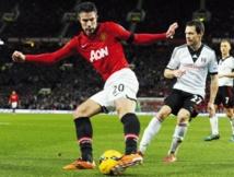 Manchester United a tourné en rond face à Fulham