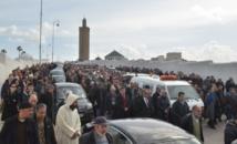 Ittihadis, intellectuels et hommes  de gauche rendent un dernier  hommage à Si Mohamed Guessous