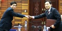 Séoul et Pyongyang  reprennent les négociations