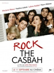 Laila Marrakchi renoue avec le grand écran à travers «Rock the Casbah»