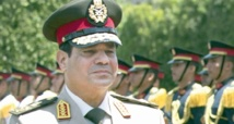 L'homme  fort d'Egypte  se rend  en Russie