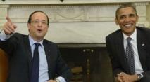 Obama et Hollande affichent entente  et loyauté mutuelles