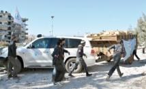L'évacuation des civils de Homs reprend  aujourd'hui