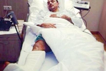 Amr Zaky double le staff médical  des Verts et tacle l'équipe de Boudrika
