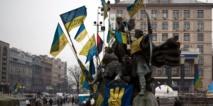 """Grande manifestation dimanche à Kiev pour préparer """"une offensive pacifique"""""""