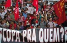 Des partis brésiliens accusés de payer les manifestants violents