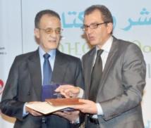 Attribution du Prix du Maroc