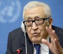 Echec total  à Genève  Londres et Paris  condamnent  le régime