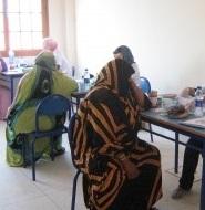 Campagne médicale au profit des populations de la région Oued Eddahab-Lagouira