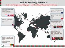 Quel bénéfice le Maroc peut-il tirer de la conclusion de l'ALECA ?