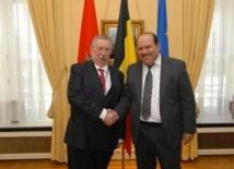 Hommage parlementaire aux Marocains de Belgique