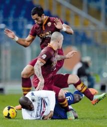 La Juventus  et l'AS Rome  rectifient le tir