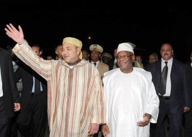 Tournée Royale au Mali, en Guinée Conakry, en Côte d'Ivoire et au Gabon