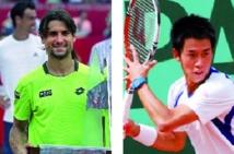 Ferrer s'impose à Buenos Aires, Nishikori maître à Memphis