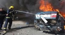 Double attentat au sud de Beyrouth