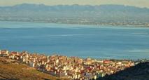 Une délégation européenne visite le projet d'aménagement de la lagune de Marchica