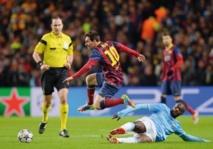 Le Barça fait preuve de métier  et s'inscrit partant pour les quarts