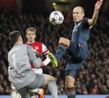 Le Bayern et l'Atlético négocient  au mieux leur sortie européenne
