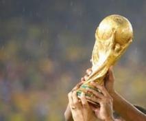 Le Trophée de la Coupe du monde est à Rome