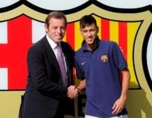 Le Parquet veut la mise en examen du  FC Barcelone quant au transfert de Neymar