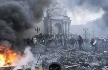 Les violences reprennent à Kiev