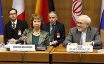 Accord pour un  programme de négociations sur le nucléaire iranien