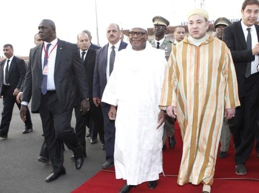 Le Mali met fin à une machination  algérienne visant à saboter la visite Royale