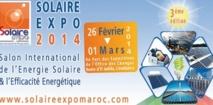 Casablanca abritera le Salon «Solaire Expo Maroc»