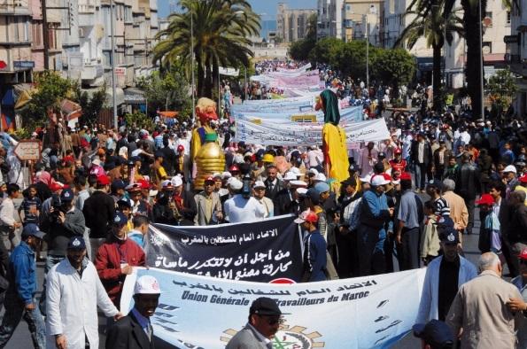 L'Exécutif interdit sans justification aucune  la marche de l'UGTM