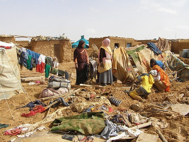 Le Polisario cloué au pilori