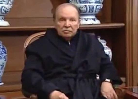 Aussi surprenant qu'officiel : Bouteflika brigue un quatrième mandat