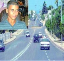 Double marche blanche  à la mémoire de Nassim
