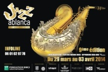 Jazzablanca fera vibrer la ville blanche du 29 mars au 3 avril