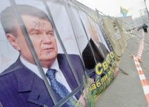 Mandat d'arrêt contre  Viktor Ianoukovitch