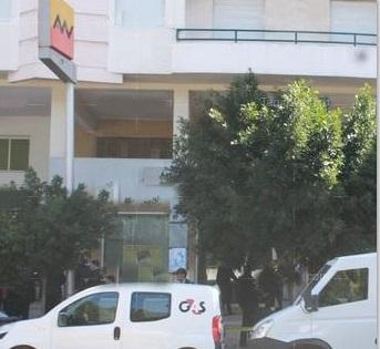 Braquage à Tanger d'un convoyeur de fonds