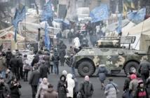 Report de la formation du gouvernement ukrainien à jeudi