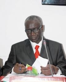 Mansour Sy, ministre sénégalais de la Fonction publique, du Travail et des Relations avec les institutions