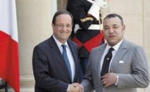 Entre S.M Mohammed VI et  François Hollande, le coup de fil des éclaircissements et de l'apaisement