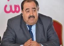 Driss Lachguar, membre du Conseil mondial  de l'Alliance progressiste
