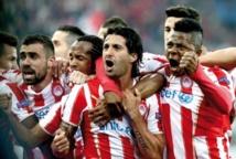 Man United terrassé au Pirée, Dortmund presque qualifié