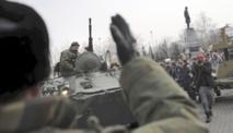 L'Ukraine met en garde la flotte russe contre toute agression militaire
