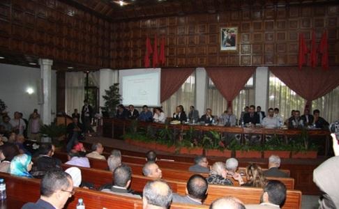 Le Conseil de la ville de Casablanca au point mort