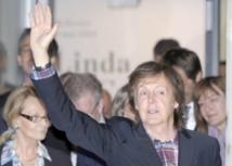 McCartney récompensé pour sa carrière de 50 ans