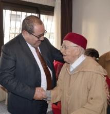 Emouvantes obsèques de Haj Ali El Manouzi