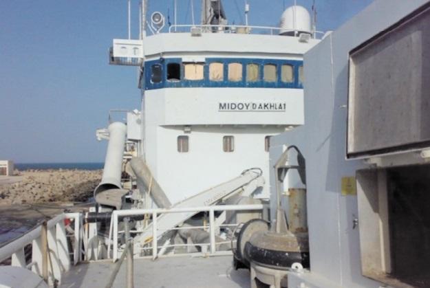 Accident mortel entre deux bateaux de pêche à Dakhla
