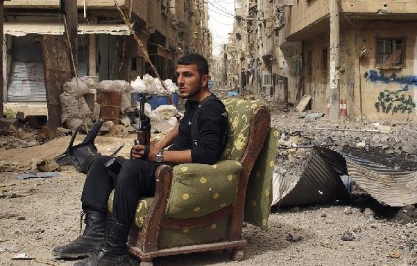 L'Egypte et le conflit syrien
