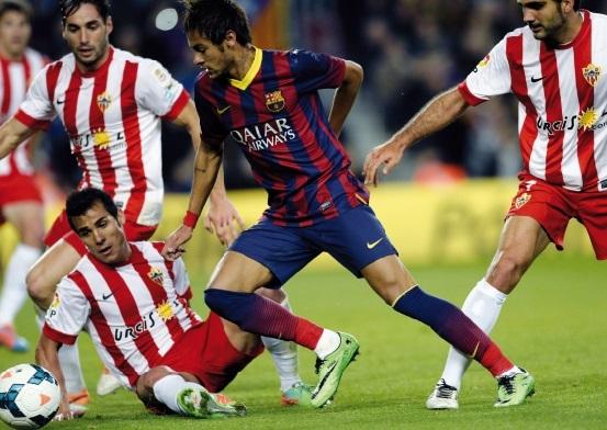 Le Real  survit à  l'Atletico  Le Barça  revient