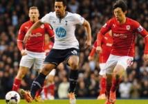 Tottenham se replace dans la course à l'Europe